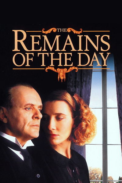 Watch Movie The Remains of the Day