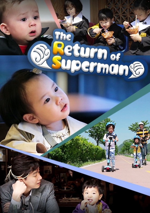 Watch Movie The Return Of Superman