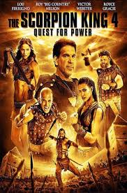 Watch Movie The Scorpion King 4: Quest For Power