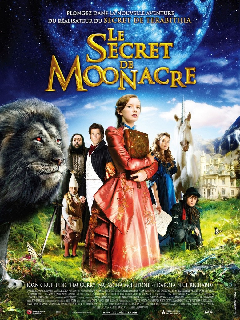 Watch Movie The Secret of Moonacre