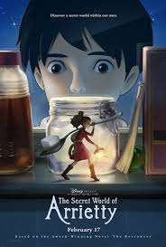 Watch Movie The Secret World Of Arrietty