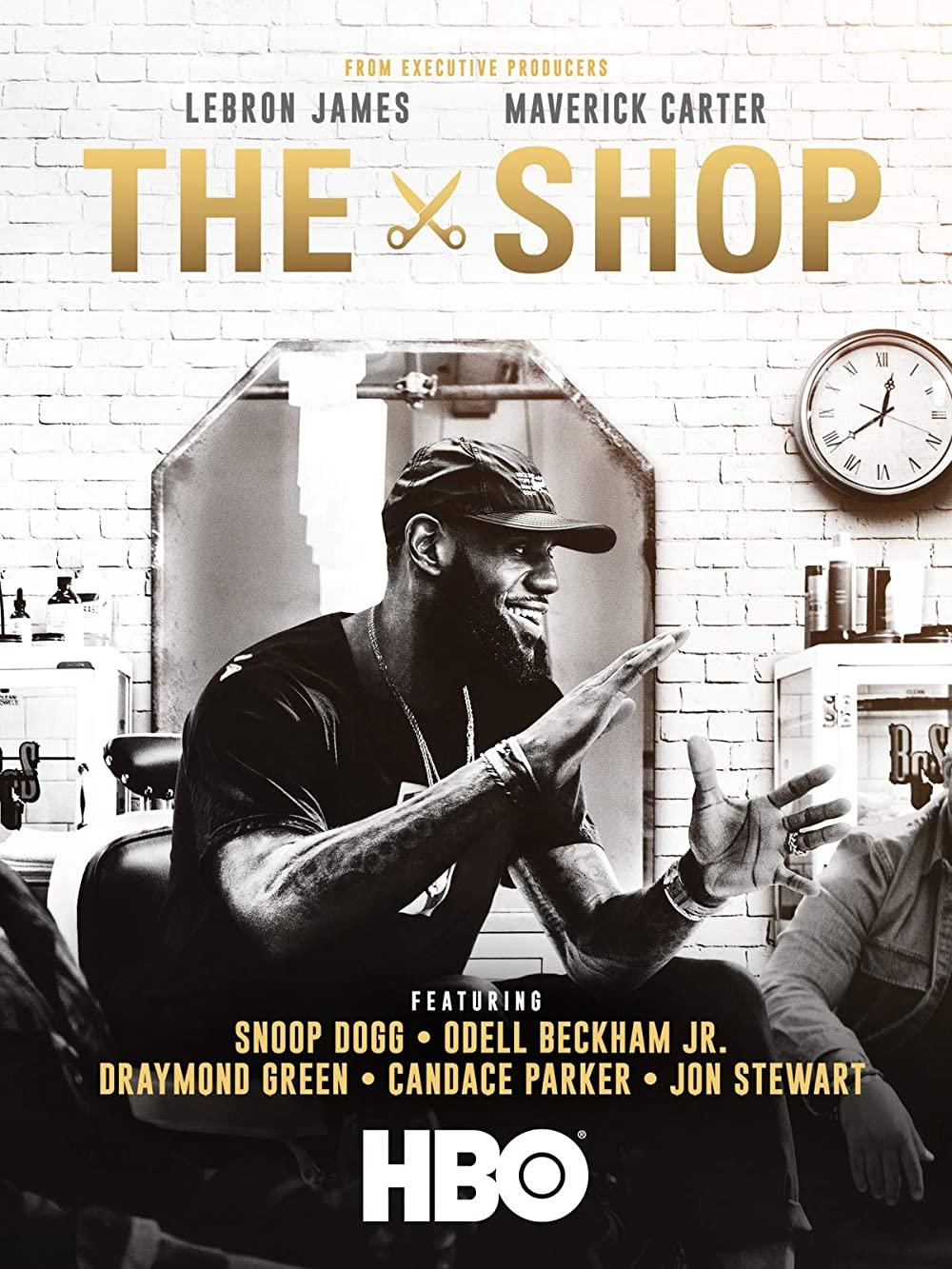 Watch Movie The Shop - Season 3