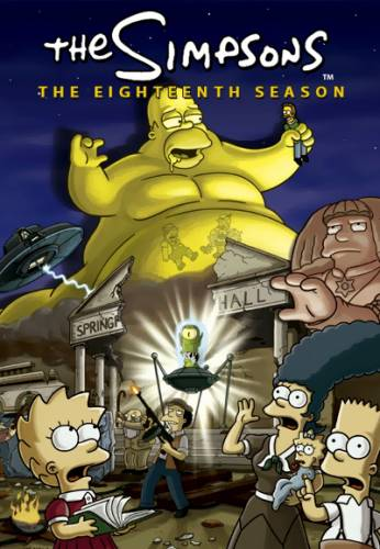 Watch Movie The Simpsons - Season 18
