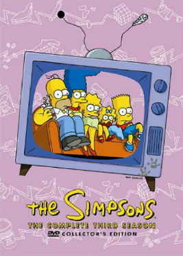 Watch Movie The Simpsons - Season 3