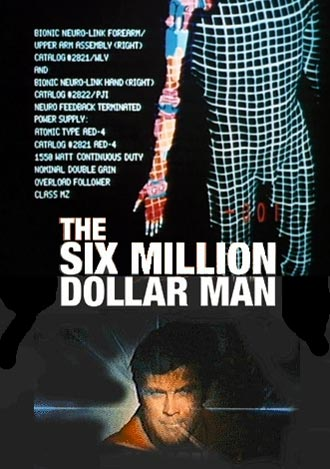 Watch Movie The Six Million Dollar Man - Season 2