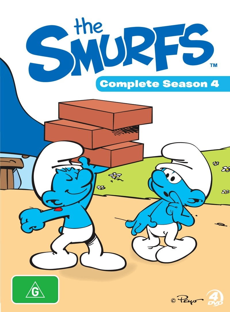 Watch Movie The Smurfs - Season 4