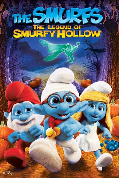 Watch Movie The Smurfs: The Legend of Smurfy Hollow