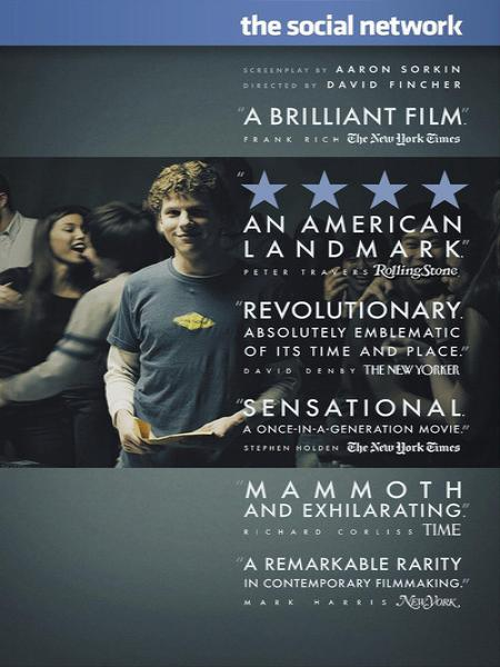Watch Movie The Social Network