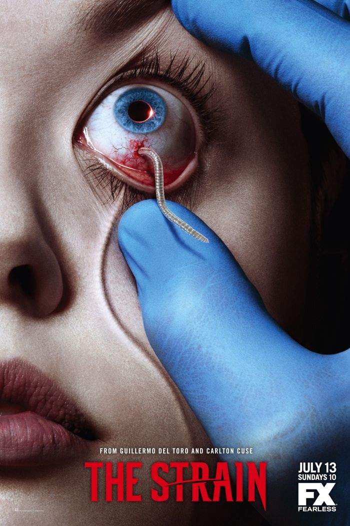 Watch Movie The Strain - Season 1