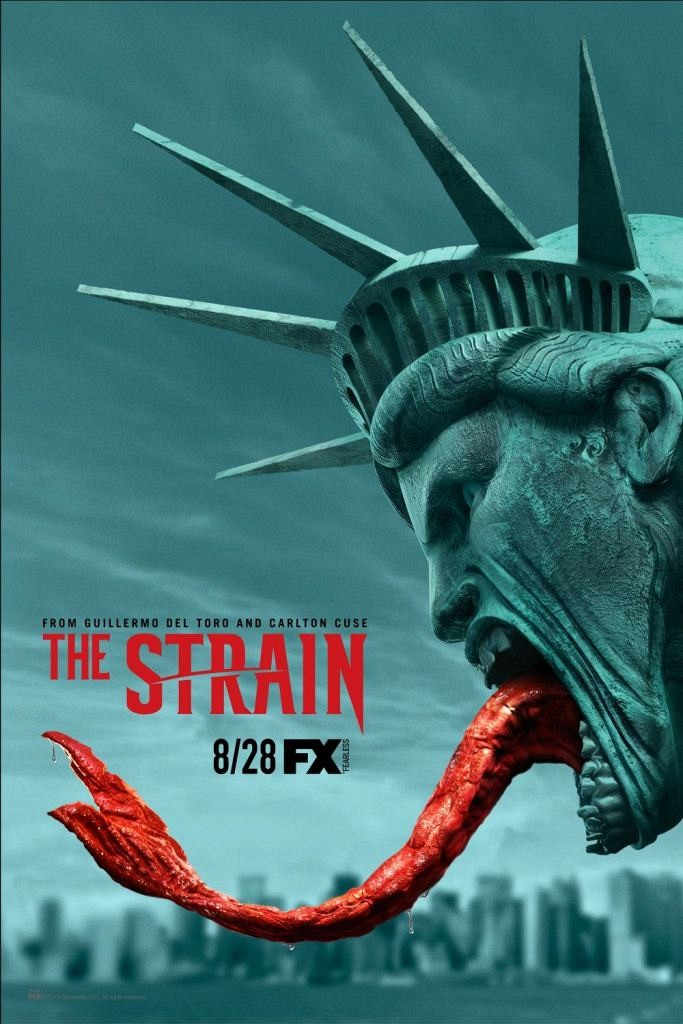 Watch Movie The Strain - Season 3