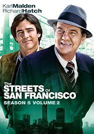Watch Movie The Streets of San Francisco season 5