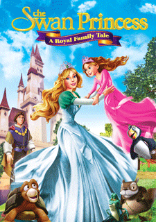 Watch Movie The Swan Princess: A Royal Family Tale