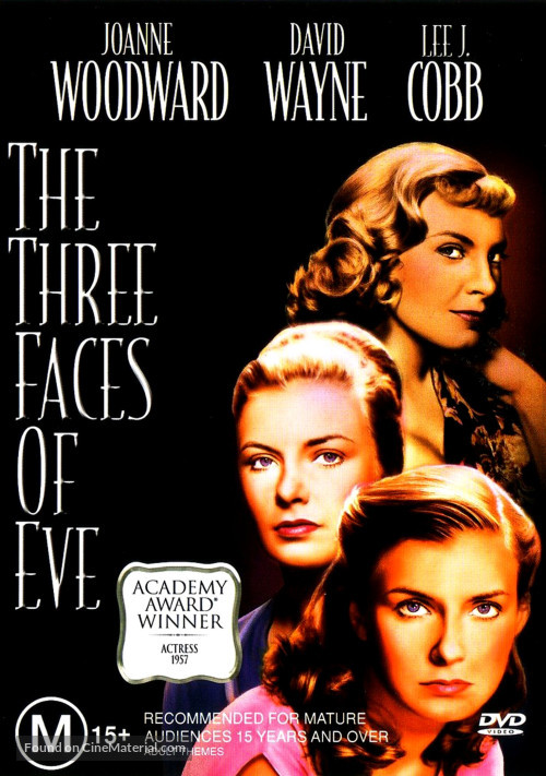 Watch Movie The Three Faces of Eve