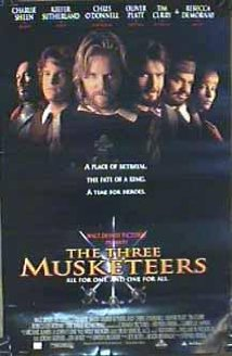 Watch Movie The Three Musketeers (1993)