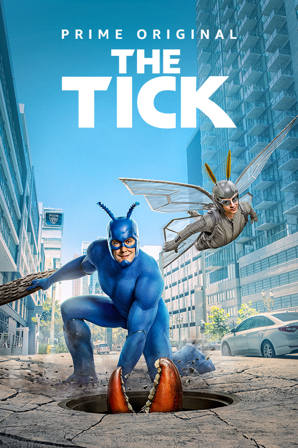 Watch Movie The Tick - Season 2