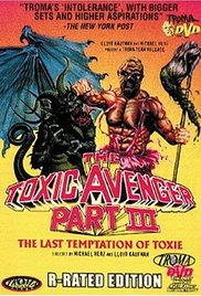 Watch Movie The Toxic Avenger Part 3: The Last Temptation of Toxie