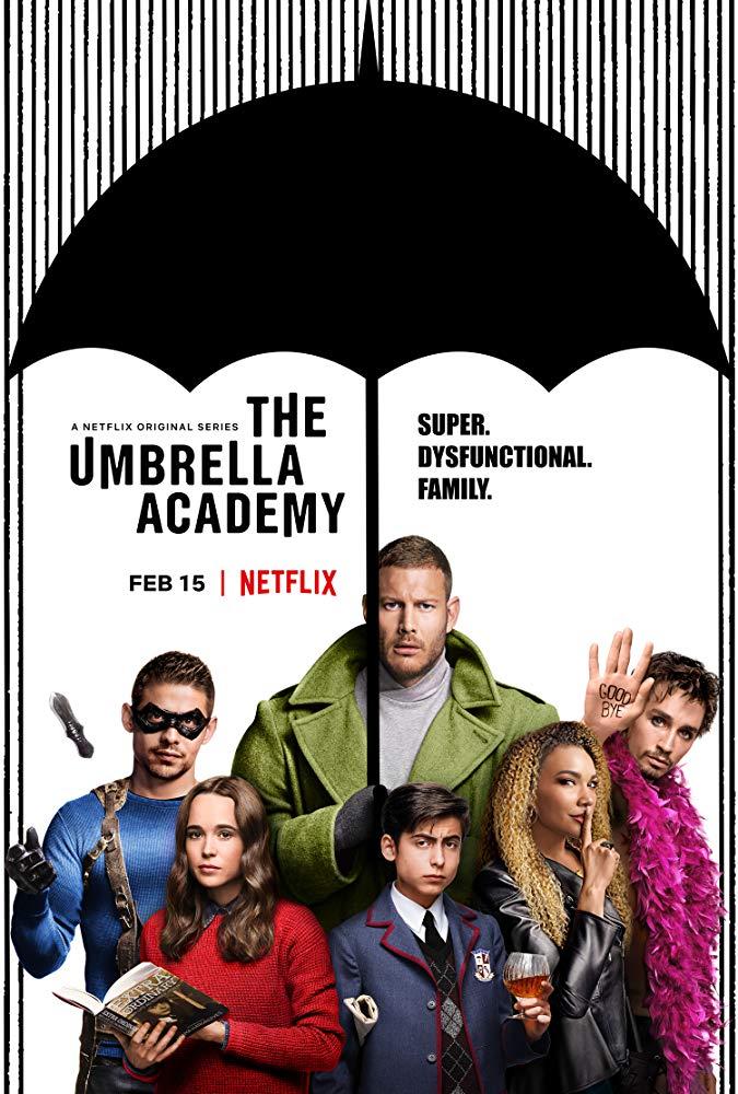 Watch Movie The Umbrella Academy - Season 1
