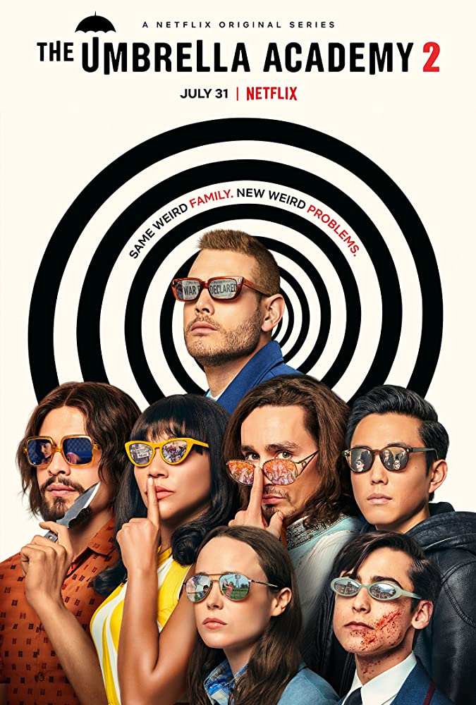 Watch Movie The Umbrella Academy - Season 2