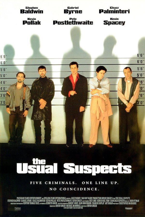 Watch Movie The Usual Suspects