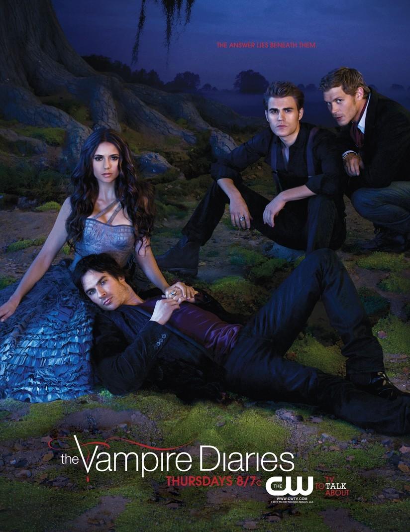 Watch Movie The Vampire Diaries - Season 3