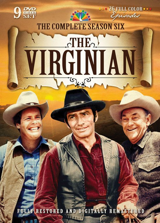 Watch Movie The Virginian - Season 3