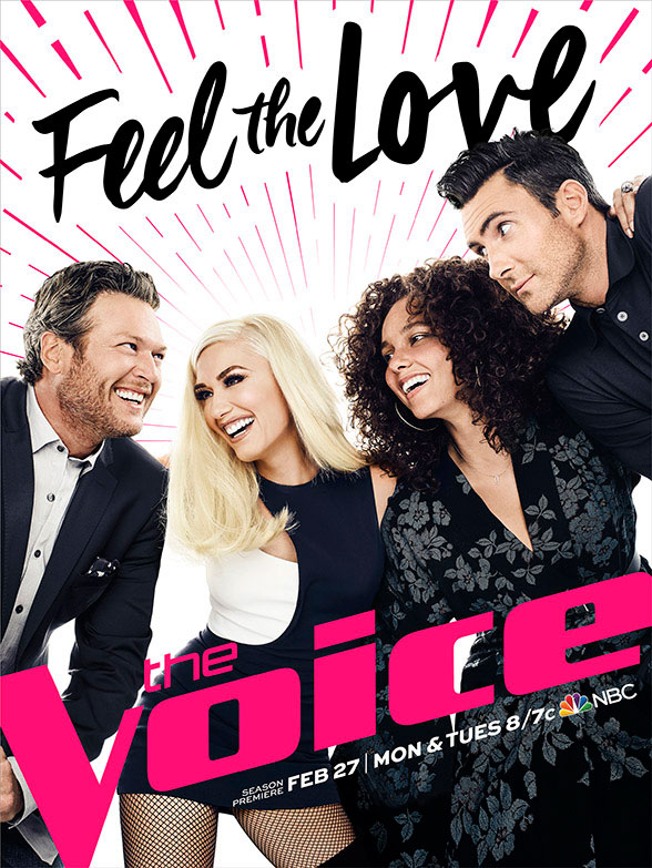 Watch Movie The Voice - Season 12
