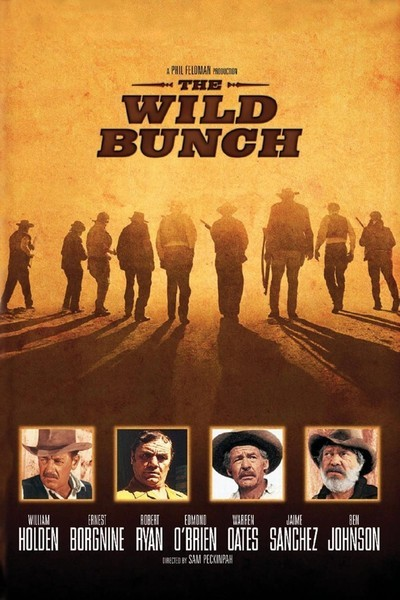 Watch Movie The Wild Bunch