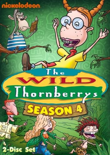 Watch Movie The Wild Thornberrys - Season 4