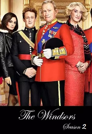 Watch Movie The Windsors - Season 02