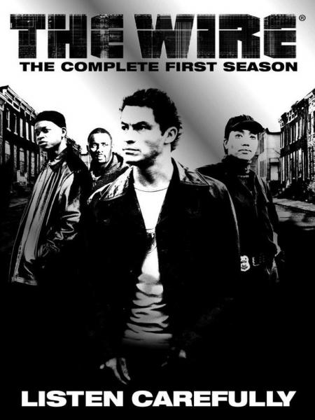 Watch Movie The Wire - Season 1