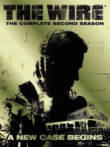Watch Movie The Wire - Season 2