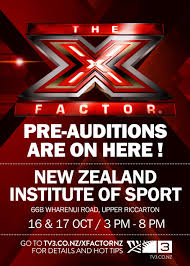 Watch Movie The X Factor NZ - Season 1