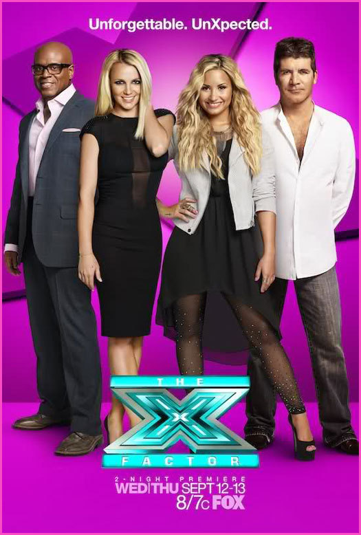 Watch Movie The X Factor USA - Season 2
