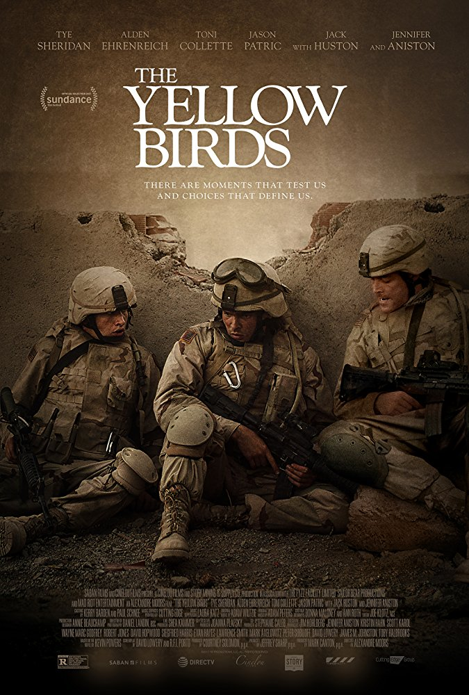 Watch Movie The Yellow Birds