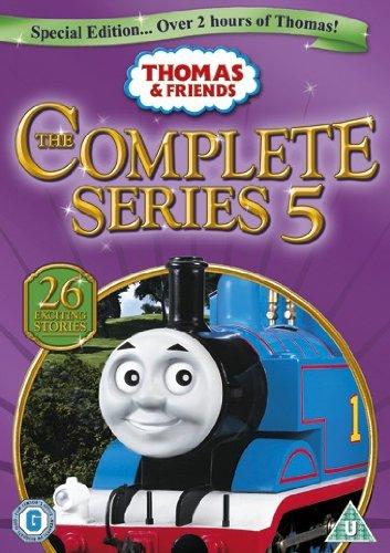 Watch Movie Thomas & Friends - Season 5