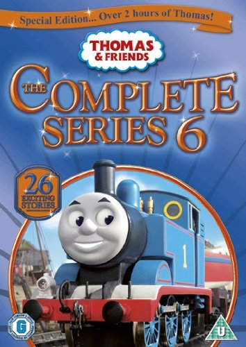 Watch Movie Thomas & Friends - Season 6