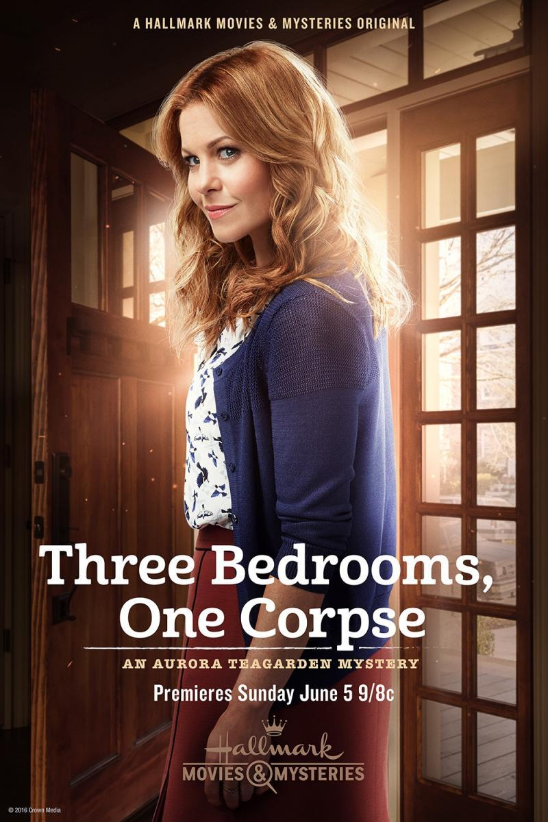 Watch Movie Three Bedrooms, One Corpse An Aurora Teagarden Mystery