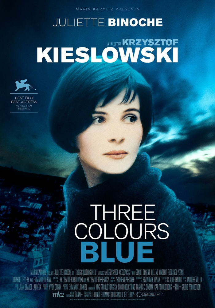 Watch Movie Three Colors: Blue