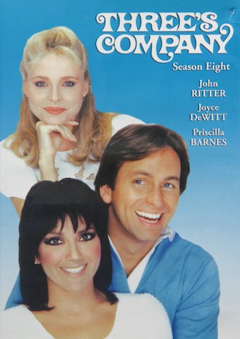 Watch Movie Threes Company - Season 8