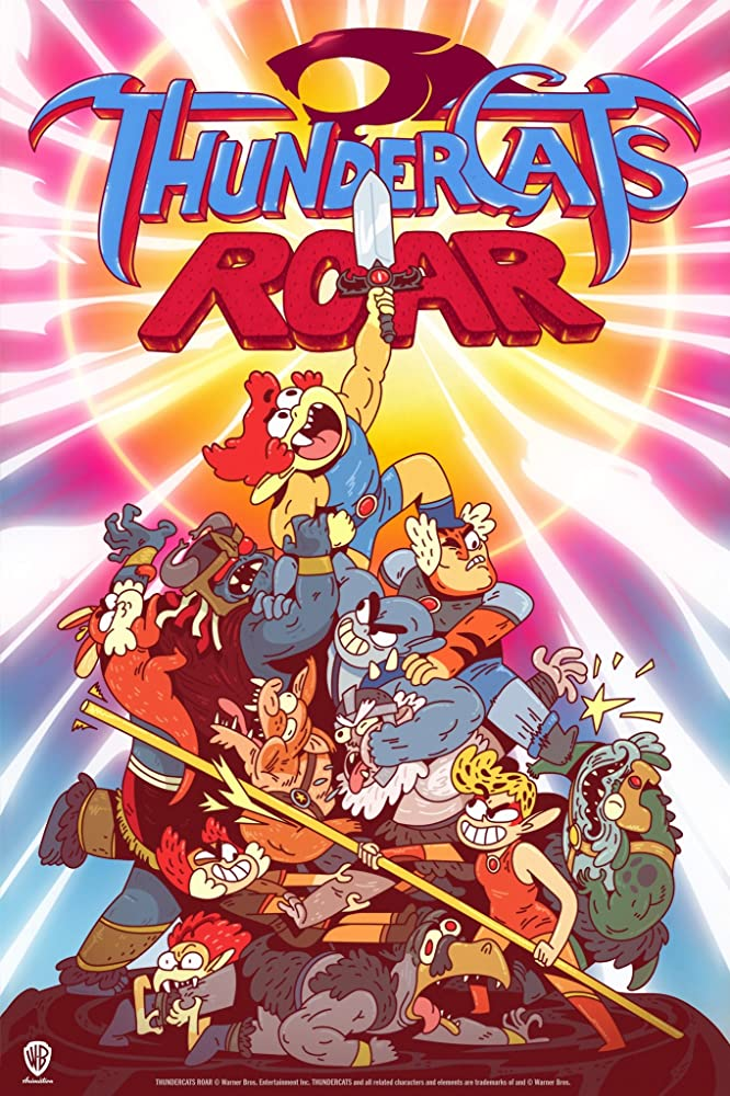 Watch Movie ThunderCats Roar - Season 1