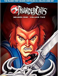 Watch Movie Thundercats - Season 2