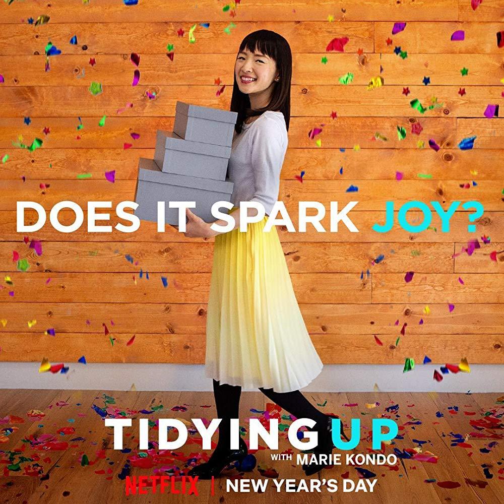 Watch Movie Tidying Up with Marie Kondo - Season 1