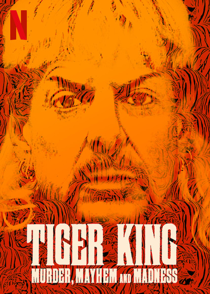 Watch Movie Tiger King: Murder, Mayhem and Madness - Season 1