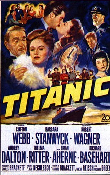 Watch Movie Titanic (1953)