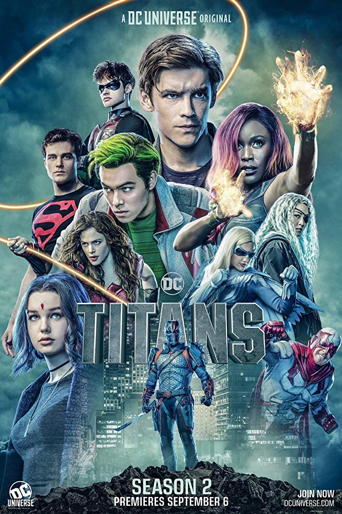 Watch Movie Titans - Season 2