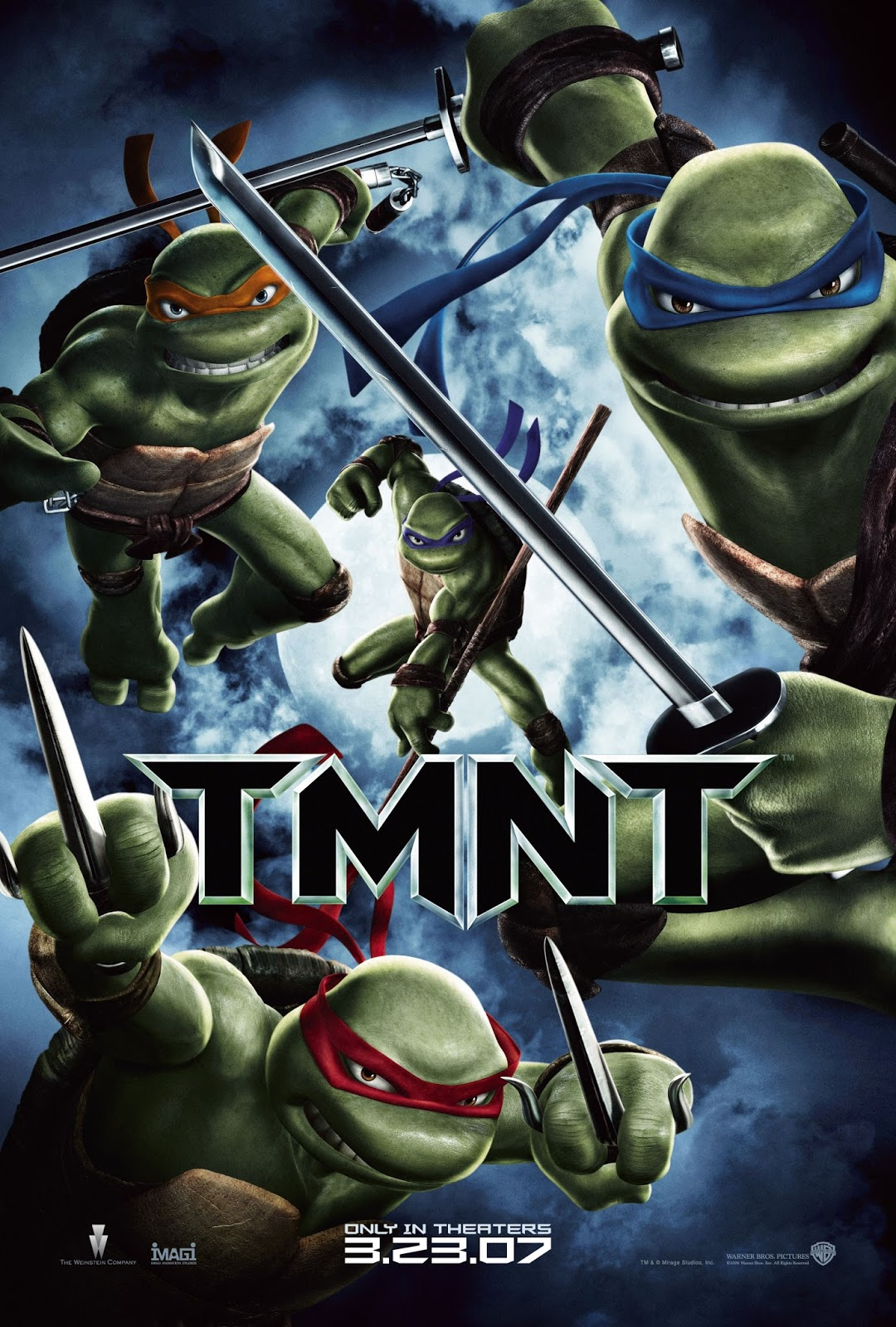 Watch Movie TMNT