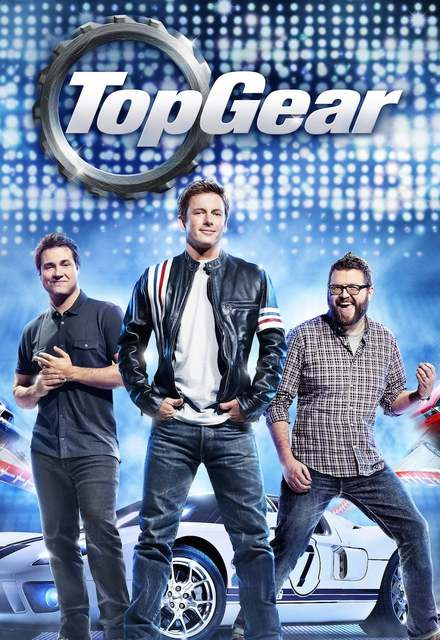 Watch Movie Top Gear USA - Season 3