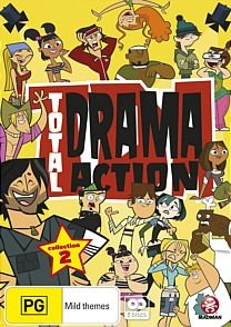 Watch Movie Total Drama Action - Season 1