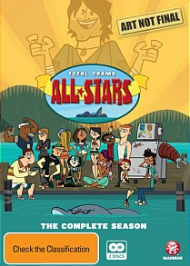 Watch Movie Total Drama All-Stars - Season 1