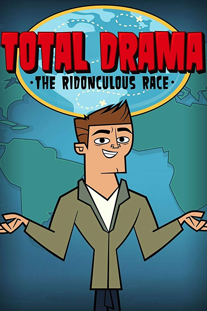 Watch Movie Total Drama Presents: The Ridonculous Race - Season 1
